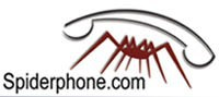 SpiderPhone logo